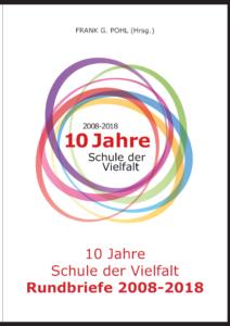 10 Jahre Schule der Vielfalt Buchcover